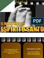 Lección 8_El ministerio del Espíritu Santo