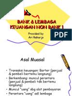 BANKLEMBAGAKEUANGANNONBANK1Perbankan-090220060902-phpapp01
