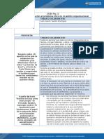 GUÍA No. 2 Propuesta de solución al problema ético en el ámbito organizacional