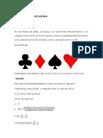 PREGUNTAS DINAMIZADORAS U1  ESTADISTICA 2
