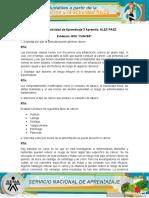 DESARROLLO EVIDENCIA 3 WIKI CANCER ALEX PAEZ