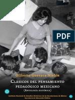 GUEVARA N. G. -Clásicos del pensamiento pedagógico.pdf