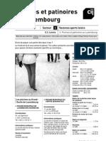 Piscines Et Patinoires Au Luxembourg