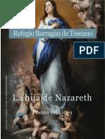 La Hija de Nazareth. Poema