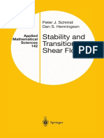Schmid and Henningson (2001) - Stability and Transition in Shear Flows.pdf