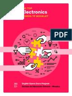 Electronics TP Booklet