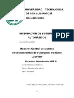 Integracion de Sistemas Automaticos