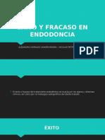 ÉXITO Y FRACASO EN ENDODONCIA[9647]