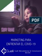 Marketing ante el Covid-19