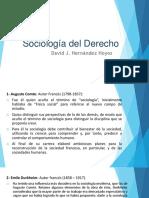 1-PRECURSORES DE LA SOCILOGIA COMO CIENCIA