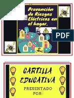 GRUPO #6 PREVENCION DE RIESGOS ELECTRICOS EN EL HOGAR
