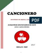 CANCIONERO GENERAL