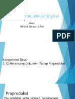 Simulasi & Komuniasi Digital