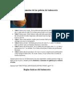 Tipos y tamaños de las pelotas de baloncesto