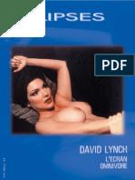 Revue Eclipses n34 - David Lynch