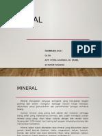 MINERAL.pptx