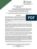 Aclaratorio_res0576_modificacion Parcial Calendario Escolar 2020
