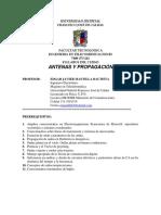 Copia de Sillabus ANTENAS  2019-1