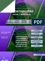 Presentacion - Contabilidad social y ambiental