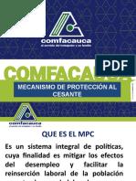 Mecanismo de Proteccion al Cesante 2018