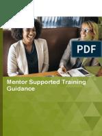 Member Support Guidance