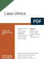 Caso clínico Leucopatía en estudio