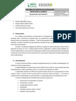PRO.ANEST.007 - RECUPERAÇÃO PÓS-ANESTÉSICA.pdf
