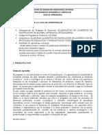 Guia de Aprendizaje Elaborar Complementaria