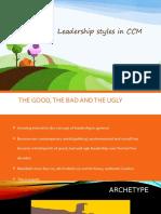 Leadership styles in CCM.pptx
