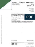 NBR IEC-60601-1-9 -2010- Norma Colateral Projeto Eco-responsável