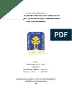 PAPER PORTOFOLIO INVESTMENT