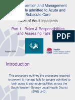 Adult-Adult Falls Prevention Presentation Part 1