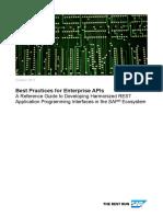Best Practices for Enterprise APIs 61378 GB 54014 EnUS