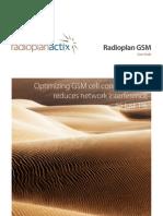 Actix Radioplan Gsm Case Study