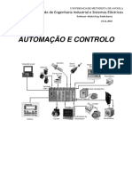 Automação e Controlo