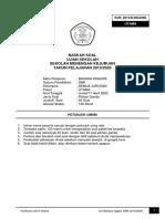 Naskah Soal US Bahasa Inggris.pdf