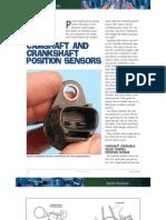 Camshaft and Crankshaft Position Sensors