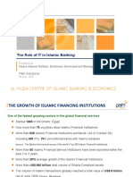 Role of IT in Islamic Banking