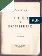 Le Livre du Bonheur - Bô Yin Râ.pdf