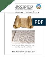 Escuela Biblica del Hogar Tomo 01