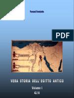 4218 - Vera Storia Dell'Egitto Antico Vol I