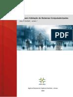 Guia nº 33 versão 1 - Guia para Validação de Sistemas Computadorizados.pdf