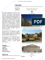 Parlamento francés - Wikipedia, la enciclopedia libre