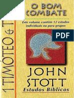 1ª Timóteo e Tito - Estudos Bíblicos John Stott.pdf - A
