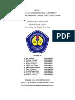 Report ESP (Rohmah Eka Okta Yolan Yoga Sartika Sheryn done)