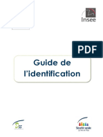 INSEE Guide Identification