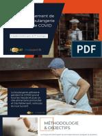 Le Fonctionnement de Crise de La Boulangerie en Période de COVID_CHD Expert La Toque