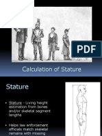 15. Calculation of Stature.pdf