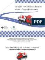 Manual Orientativo Quanto Aos Cuidados No Transporte de Med 1