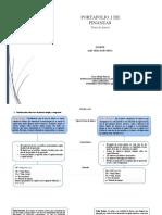 Portafolio 1 de Finanzas